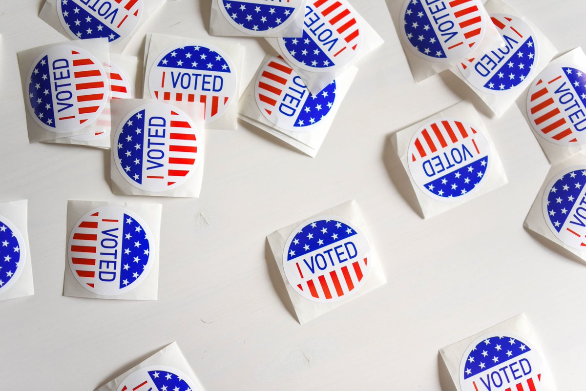 Are YOU registered to vote? Make sure your voter registration is up to date before the Oct. 5 deadline!