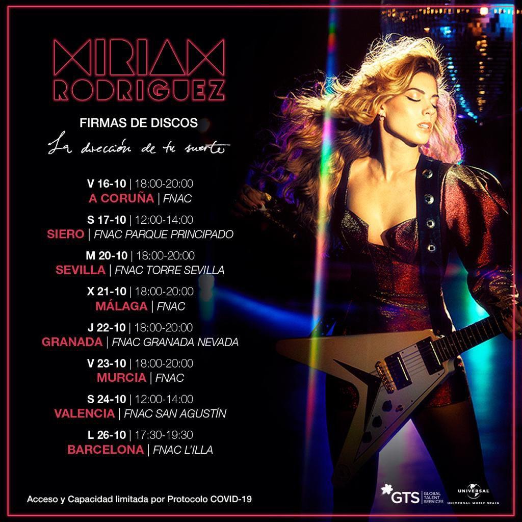 """Miriam Rodríguez >> álbum """"La dirección de tu suerte"""" - Página 7 Eis8mTzXsAcTDx_?format=jpg"""