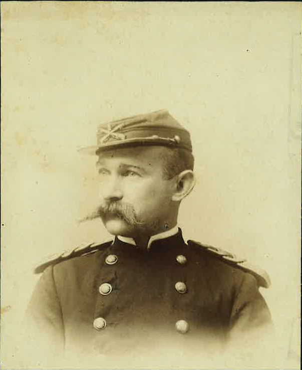 Today is Deputy Frank Bateman's 168th birthday. In 1899, he became the first deputy in HCSO history to die in the line of duty. Recently we acquired a photo we believe to be of him, but we need help authenticating it. Can you help?