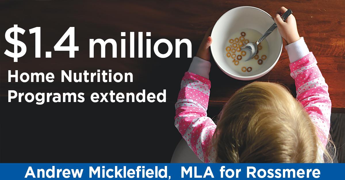 test Twitter Media - RT @a_micklefield: 👍In addition to $2.5 million announced in June. Details -> https://t.co/fxaQoynr5j #mbpoli https://t.co/4LrxFIozRI