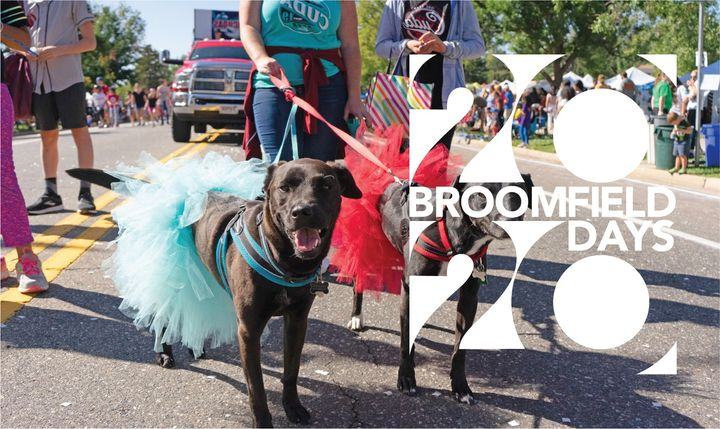Broomfield Days has moved from Midway Park to your living room! Enjoy a virtual Broomfield Days, Sept. 19-26 at .   Share photos of past Broomfield Days, participate in the Dogs of Broomfield Days photo contest, browse virtual vendors & view live music!