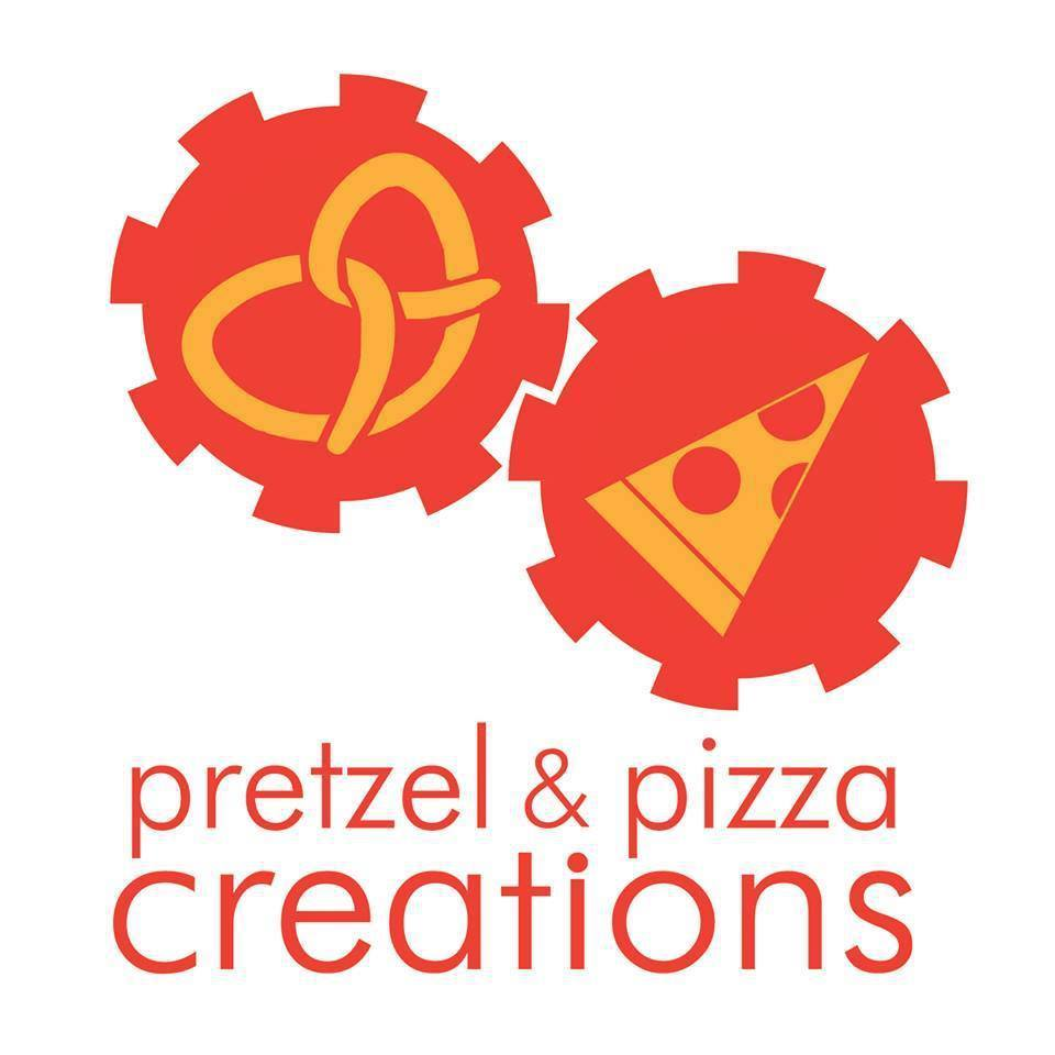 """Enjoy one FREE pumpkin spice pretzel with the purchase of any 12"""" or larger pizza at Pretzel and Pizza Creations Hagerstown during #mdrestaurantweek 🥨  Visit  to browse the complete list of all Washington County restaurants participating in special offers."""