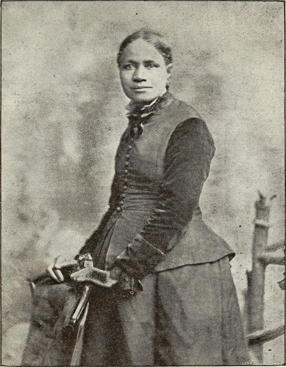 Frances Harper was born on this date in 1825. She was an abolitionist, suffragist, poet, public speaker and one of the first African-American women to publish a novel. She was also part of the Underground Railroad and helped found the National Association of Colored Women.