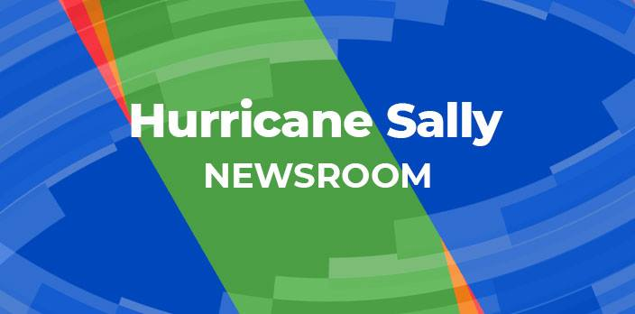RT @bereadyescambia: 👀👉Please see the latest update about #HurricaneSally at