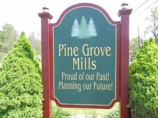 The Pine Grove Mills Small Area Plan Advisory Board is having their first meeting today at 4:00 PM. The Board will be discussing the Pine Grove Mills Overlay District and more. 📄Agenda:  💻Meeting Info: