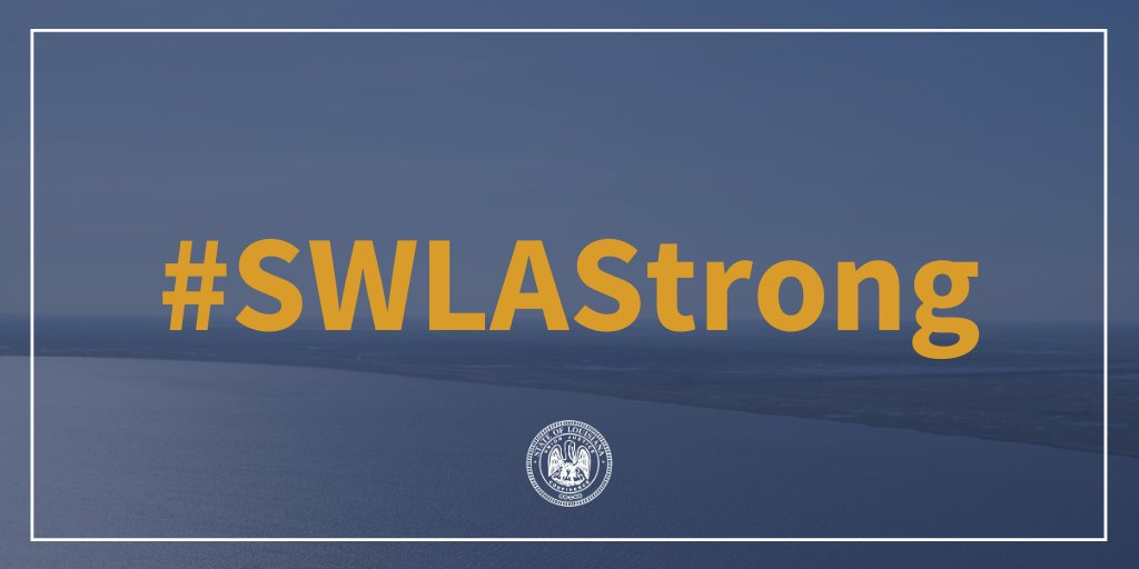 Fifteen years ago, Hurricane #Rita made landfall. It would go on to devastate Southwest Louisiana and leave a lasting impact on its people and communities. Today, as we recover from another destructive storm, let us never forget about the losses we suffered. #lagov #SWLAStrong