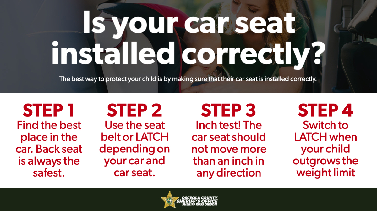 Did you know that the leading cause of death for children in the US is road injuries? The best way to protect them is to make sure that you install their seats into your vehicle properly. Read about installing your child's car seat the correct way at