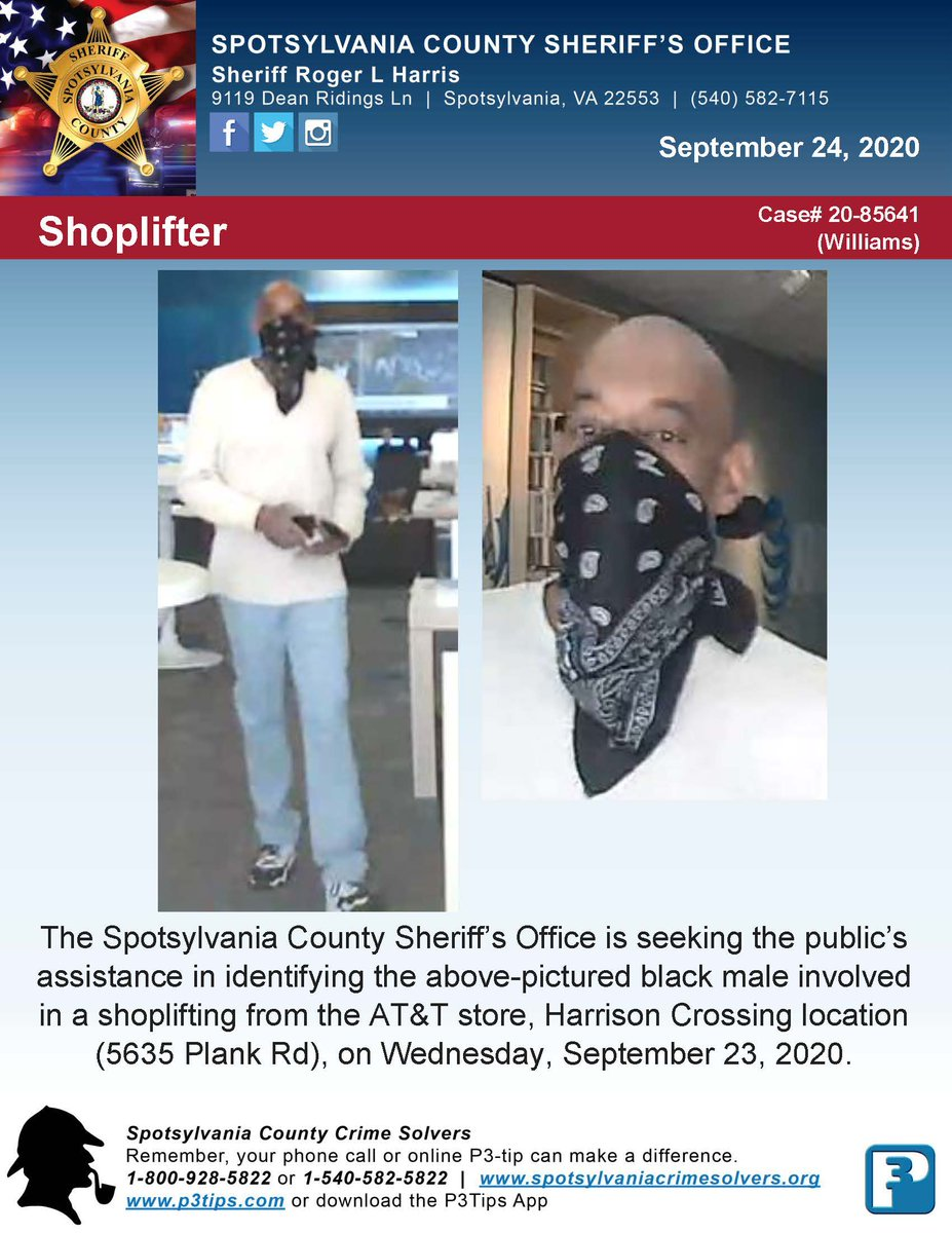 If you have any information please contact our Crime Solvers
