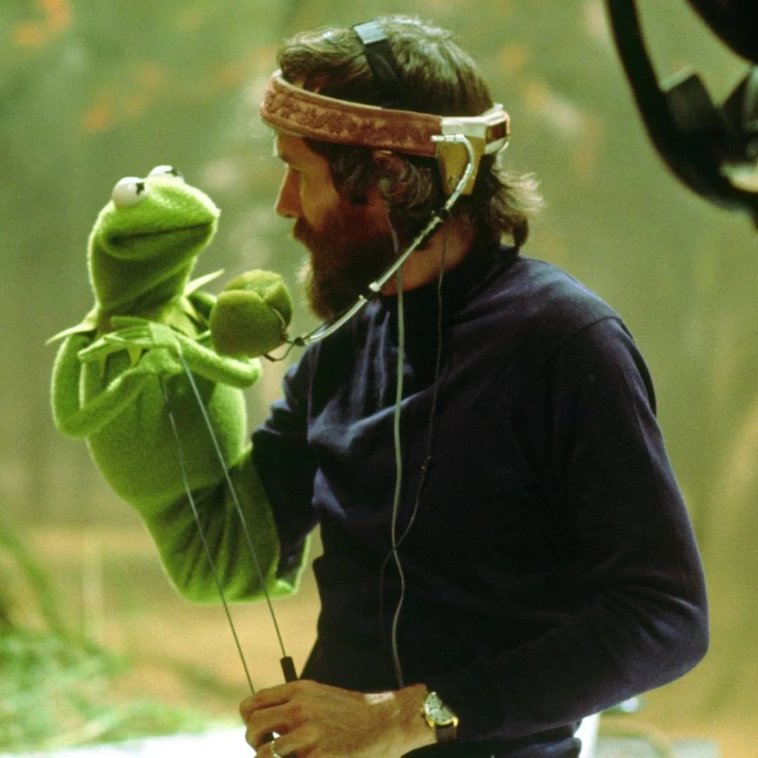 Jim Henson would have turned 84 today. The magic he made lives on. 🌈❤️