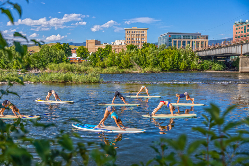 Just three days into fall, and we're already daydreaming about next summer's adventures. #Missoula #VisitMissoula