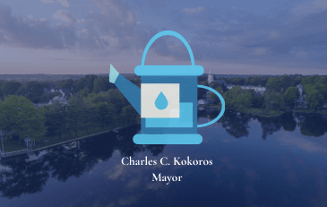 Mayor Charles C. Kokoros is pleased to announce the Tri-Town Board of Water Commissioners has received a $200,000 grant for the planning, studies, and engineering and design work necessary to remove PFAS at the Tri-Town Regional Water Treatment Plant.