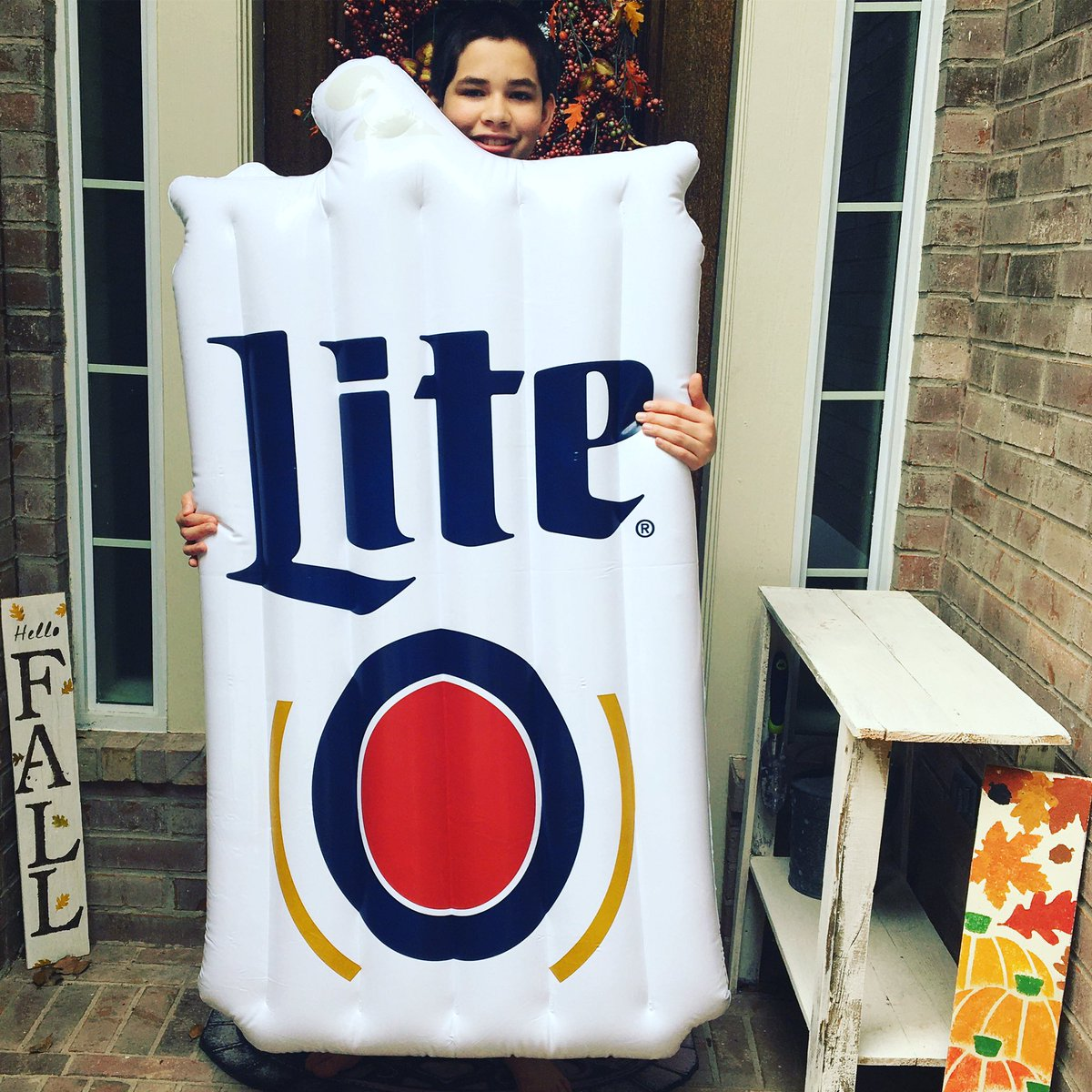 My kids were thrilled when my @millerlite #sweeps prize arrived!💦💦💦I won it back in June from the Miller Lite Summer Instant Win Sweeps💦💦💦What have you won lately?💦💦💦Visit my Sweeps 4 Mom list that I update daily