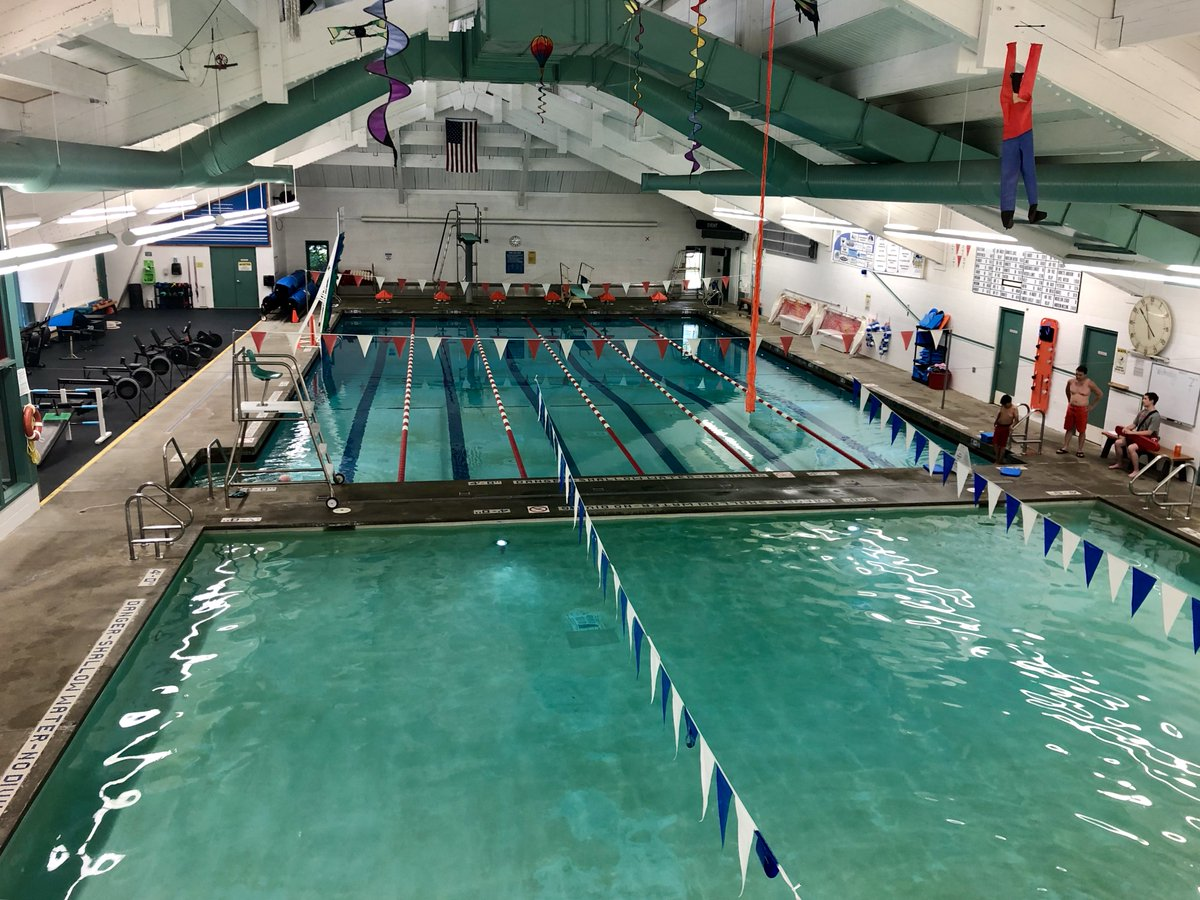 Morning swim hours at the downtown Augustus Brown Swimming Pool resume on Monday, Sept. 28. More info: .  Full facility schedules can be found at .