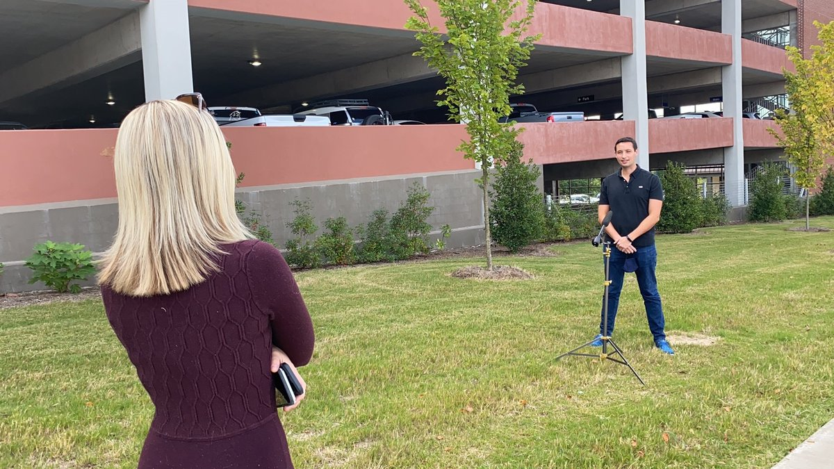 Thank you, @SusannaWSOC9, for chatting @ConcordDowntown growth and development with us.     Check out the story tonight on @wsoctv as we are excited to explain the why's and the plans ahead that include exquisite, affordable workforce housing and retail space.