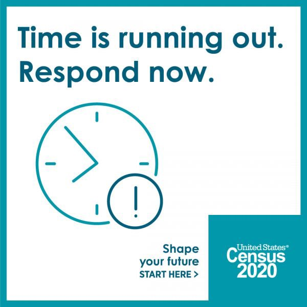 #Toledo: We are ONLY six days away from the end of the 2020 Census, and we have a lot of ground to cover. Take 10 minutes today to do the census or tell your family, your friends, neighbors, your doctor, lawyer, barista, to all fill it out. #GetCounted