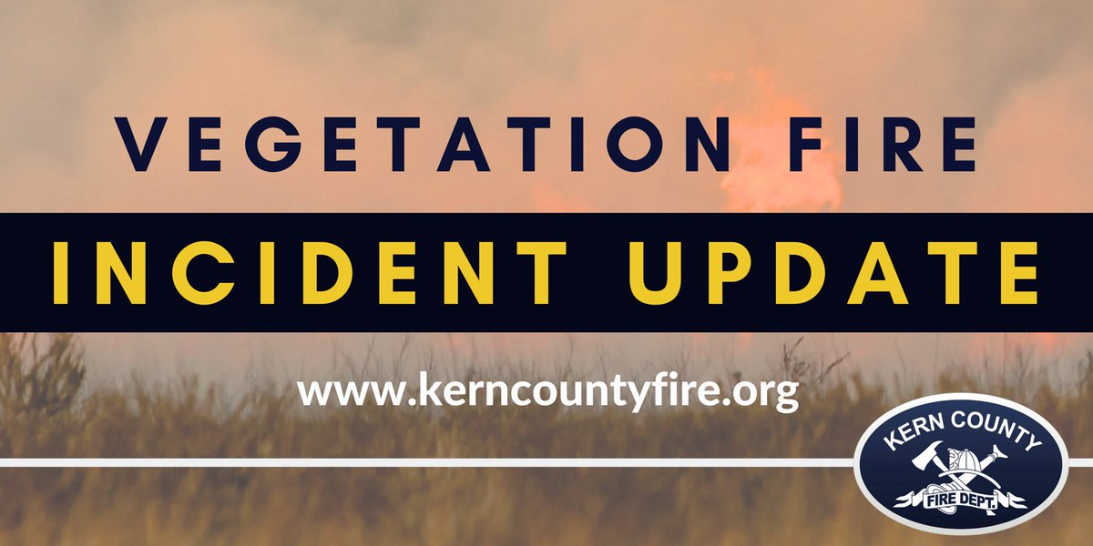 #EagleFire #vegetation fire near Havilah, CA. Forward progress stopped. Fire origin determined to be a mobile home which was destroyed. Cause is under investigation. @forestservice @BLMca @CAL_FIRE