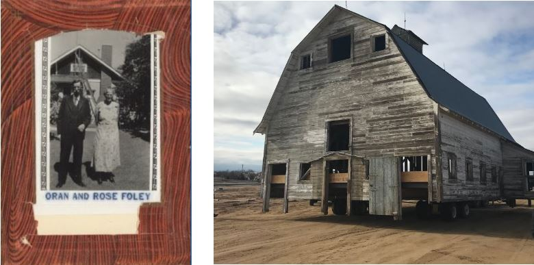 The Foley barn and silo are an iconic representation of Brighton's rich agricultural history at the turn of the 20th century. In this video, learn about the Foley family and their farm ahead of a special dedication this weekend  ➡️ #BrightonCO