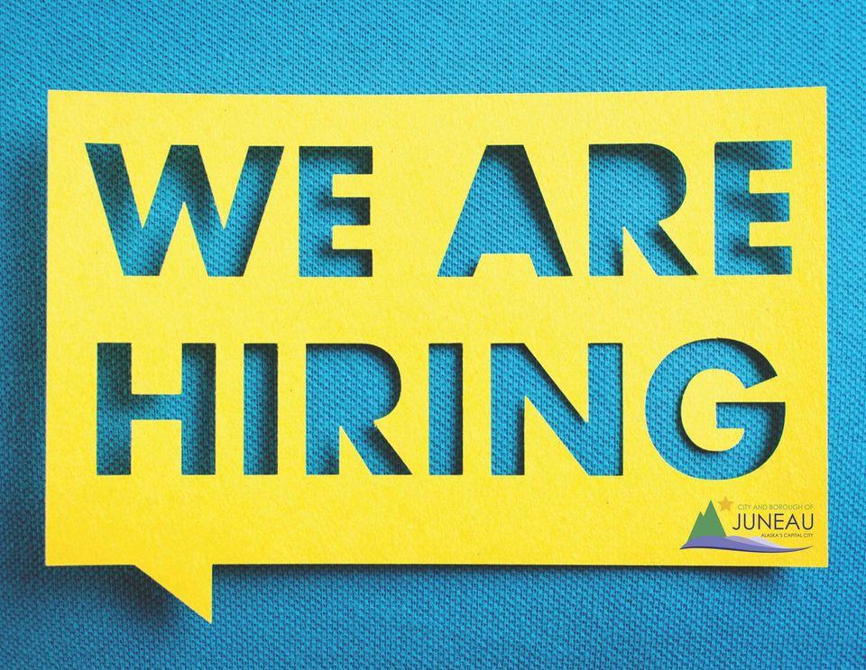 CBJ is hiring!  Finance • Revenue Officer (closes today!)  Parks & Rec • Jensen-Olson Arboretum Manager • Childcare Coordinator  Engineering & Public Works • Equipment Operator Flex Series • Transit Operator  @JuneauPD • Officer  To apply:   #JoinCBJ