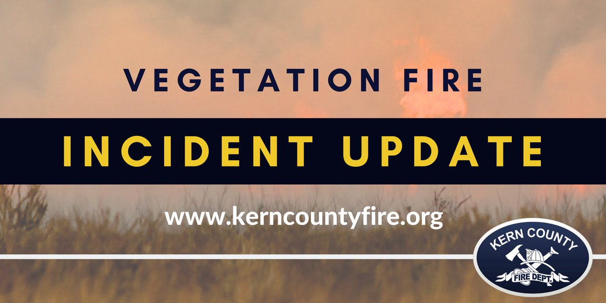 #EagleFire #vegetation fire near Havilah, CA. Updated acreage 6.1, 40% contained. Firefighters continue making good progress mopping up in thick brush on steep hills. @forestservice @BLMca
