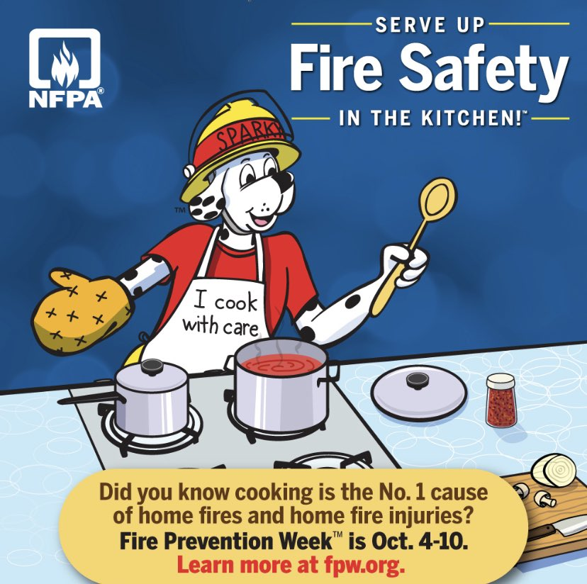 Do you have a child (K-6) that is an artist in the house? We are in search of the best fire prevention poster locally to send to the @OhioFire Marshal for their #FirePreventionWeek contest. Check the link for details. .  @Milford_Schools @LovelandTigers