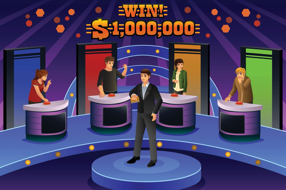 Well, you may not be able to win $1,000,000 but you can still have a lot of fun and earn bragging rights with your friends! Game Show with Mason is tomorrow night right here on Facebook Live at 8:30 PM. Check out our online calendar for more fun programs!
