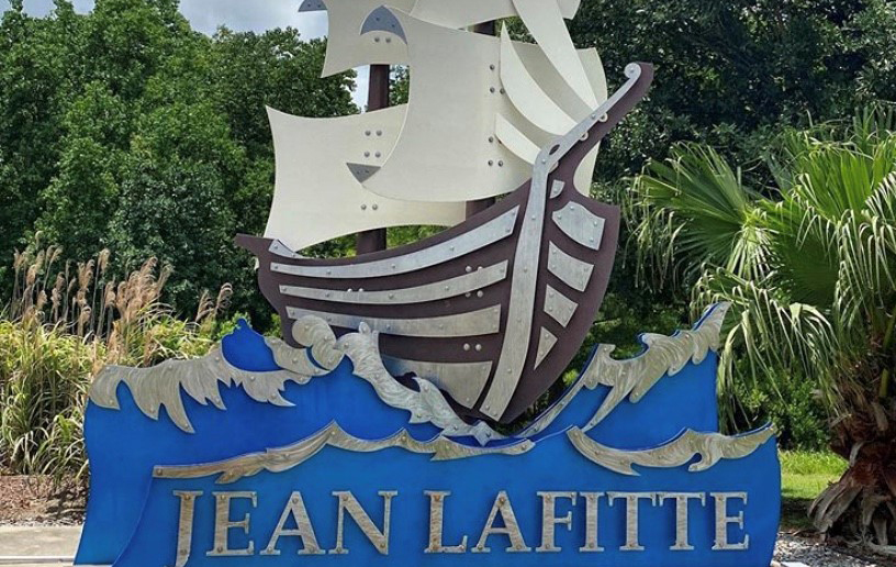 It's a pirate's life for me! Jean Lafitte, LA is a small town in the heart of the Barataria Basin, one of the most prolific estuaries in America. It was founded & named after the infamous pirate, Jean Lafitte. 📷@rabbitjr1 Learn more here:
