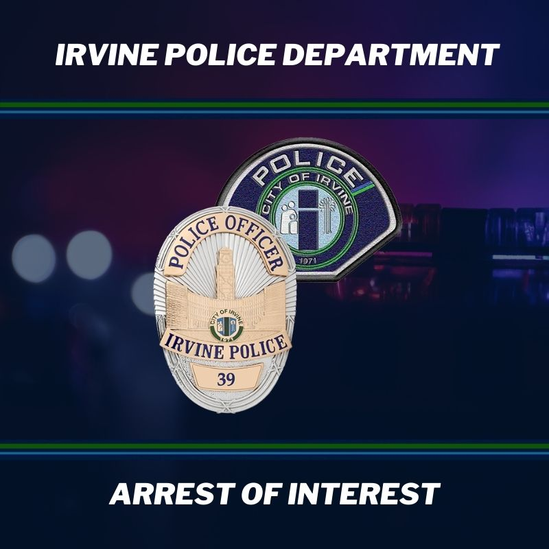 Last night just before 8 p.m., officers responded to the Centerpointe Apartments located at 7725 Gateway for a report of a suspicious subject walking in the parking garage.