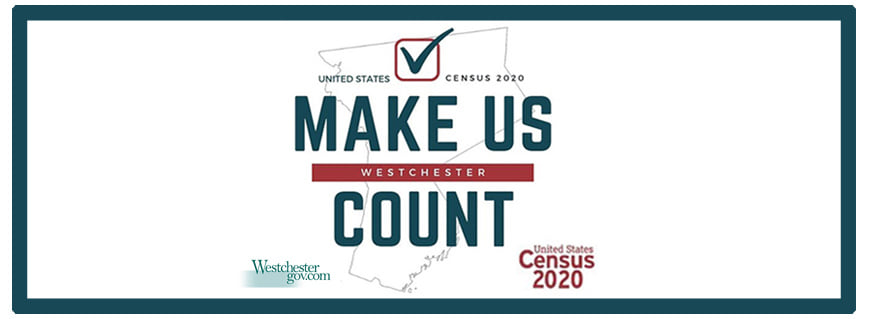 Westchester Residents The deadline to complete the 2020 Census is Sept 30. The  @uscensusbureau estimates that every person that is not counted equals a loss of approximately $2,500 per year to local municipalities. To find out more, visit  @westchestergov