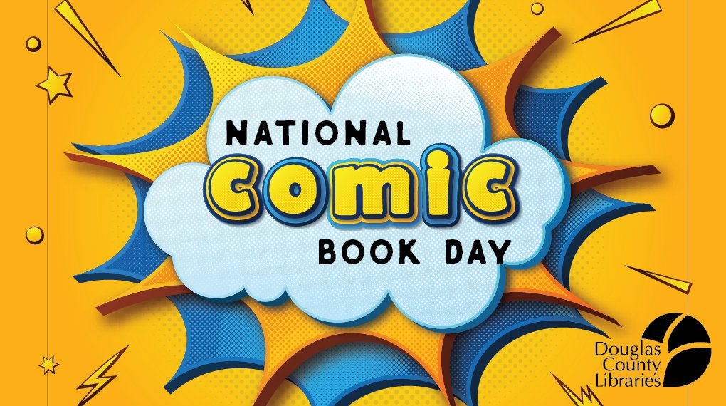 Happy #NationalComicBookDay! 🦸♀️🦸♂️ Today we celebrate the artists and storytellers who bring these exciting worlds to life. 🦹♀️🦹♂️