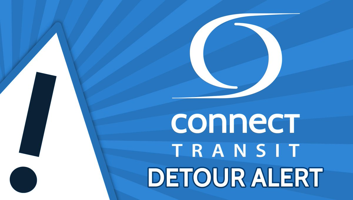 DETOUR ALERT: RED to Uptown Normal 09/26-TBD  Starting Saturday, Sept. 26th we will be detouring OSF College at 1701 E. College Ave. due to construction.   Red to Uptown [L] on Veterans Pkwy [R] on College [L] on Susan Dr.   Stops missed: OSF College, Jumer Dr. & The Chateau