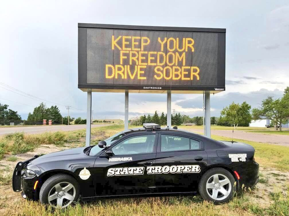 RT @NSPTrooperCook: It's #Friday! Let's not lose our heads over the weekend. #PlanAhead #DriveSober #DriveSafe