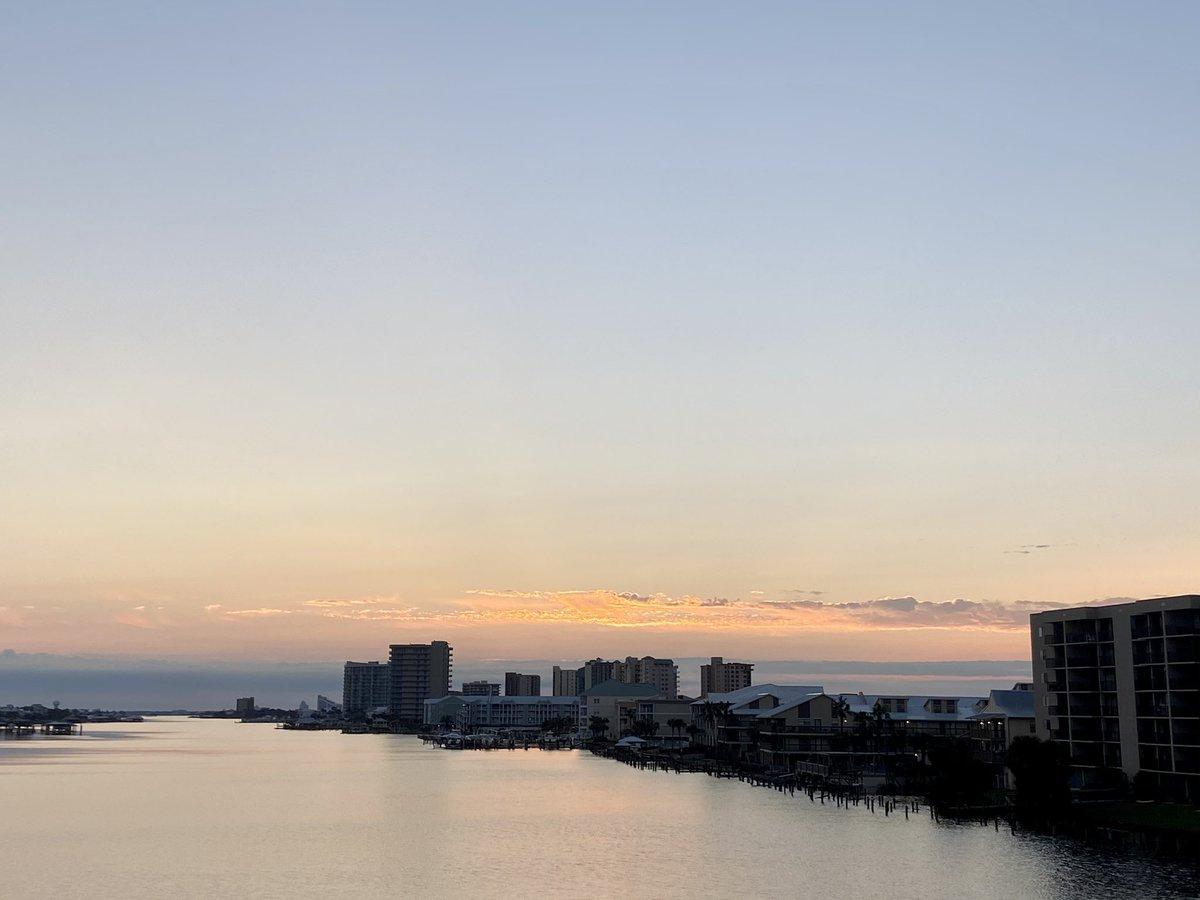 RT @cityorangebeach: Good morning 🌞 Orange Beach! #lifeisbetterhere