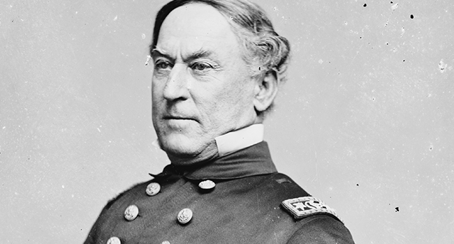 Commissioned in the US Navy at age 9, the nation's first Admiral, David Glasgow Farragut, was Hispanic! He was famous for saying,