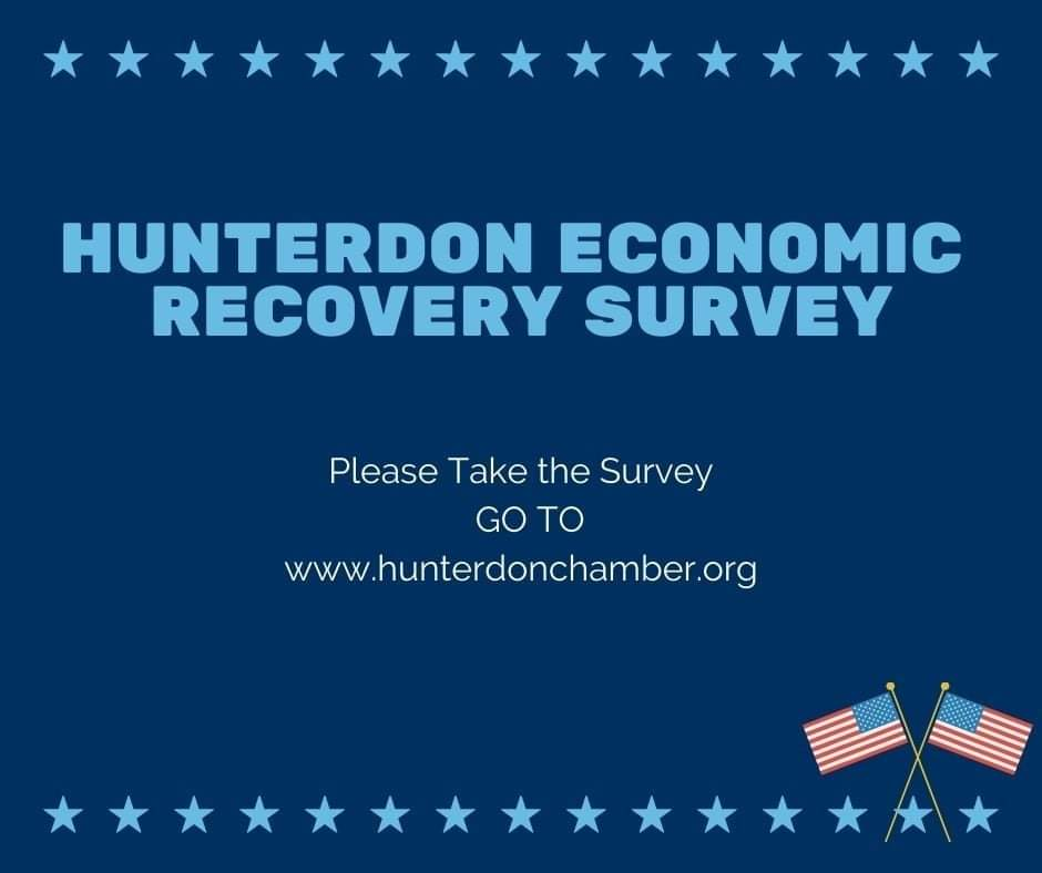 If you are a Business or Organization here in Hunterdon County please take a few minutes to take this Survey: