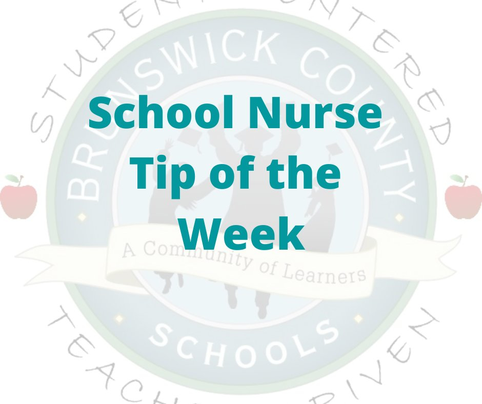 TIPS OF THE WEEK:  Did you miss any of the BCS Nurse Tips of the Week over the past month?    We've covered various topics ranging from the difference between face masks and shields to how to talk to children about COVID-19.  👩‍🔬 Find the tips all here: