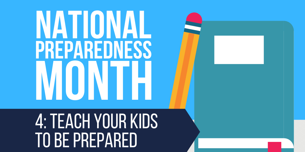 Let's end #NationalPreparednessMonth with a giveaway!  True or false: It's better to text than talk on the phone with your family during an emergency.  Answer correctly, and you'll be entered to win a goodie bag!  Learn more about preparedness here: .