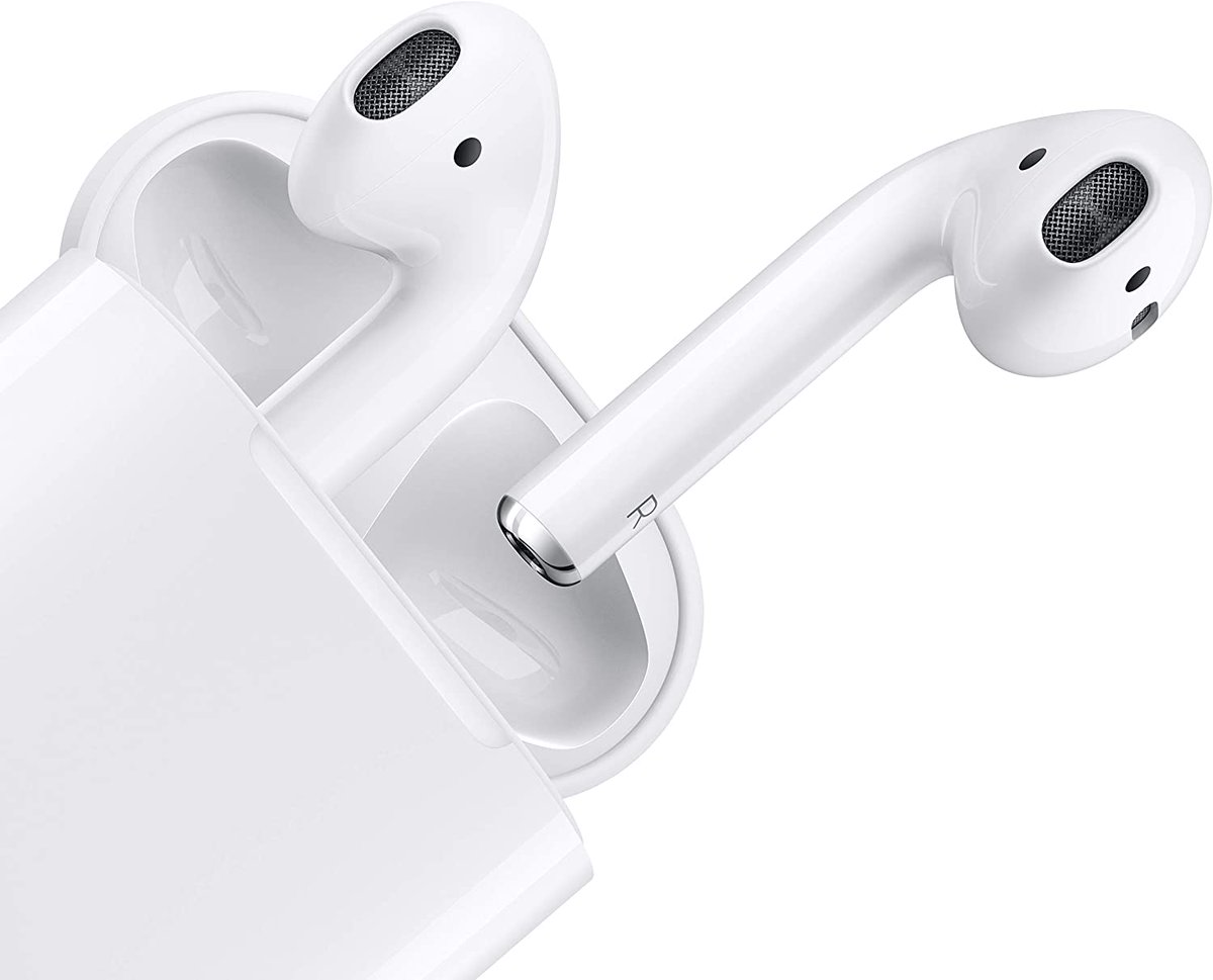 STEAL!!!  Gen 2. Airpods for $114!!    *Open box return model with warranty- NOT used!