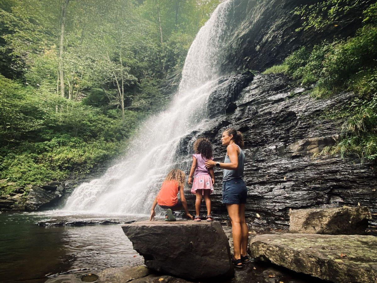 Some fall inspiration from @MatadorNetwork: 7 natural wonders in Virginia you probably never heard of.  Plan you next visit this fall:    📍: Tank Hollow and Little Stony Falls 📍: George Washington and Jefferson National Forests