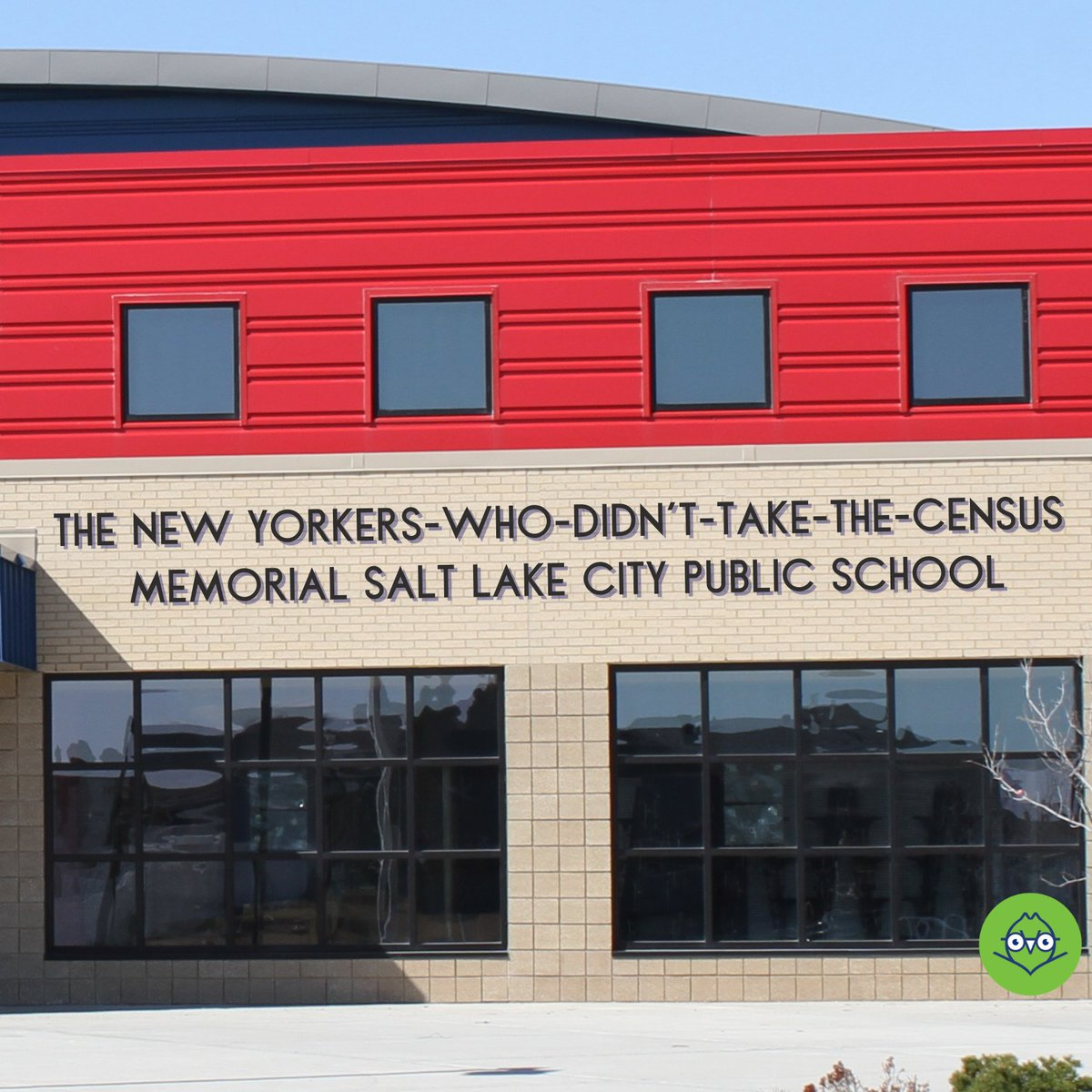 OUR federal tax dollars should be going to OUR community.   Tell your sister, brother, bestfriend, archnemesis, neighbor with the loud dog, neighbor with the louder dog... everyone needs to know how completing the #2020Census brings money back to us!