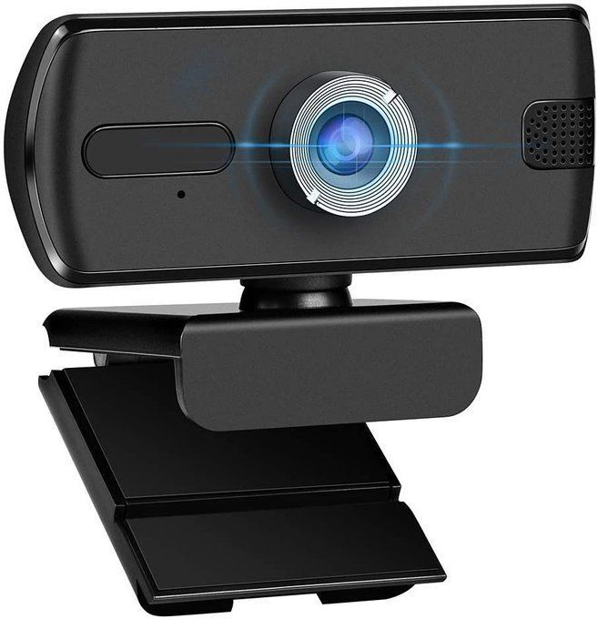 1080P Webcam Computer Camera for $11.09!  Save 65% off with code; 6EH4R4DL