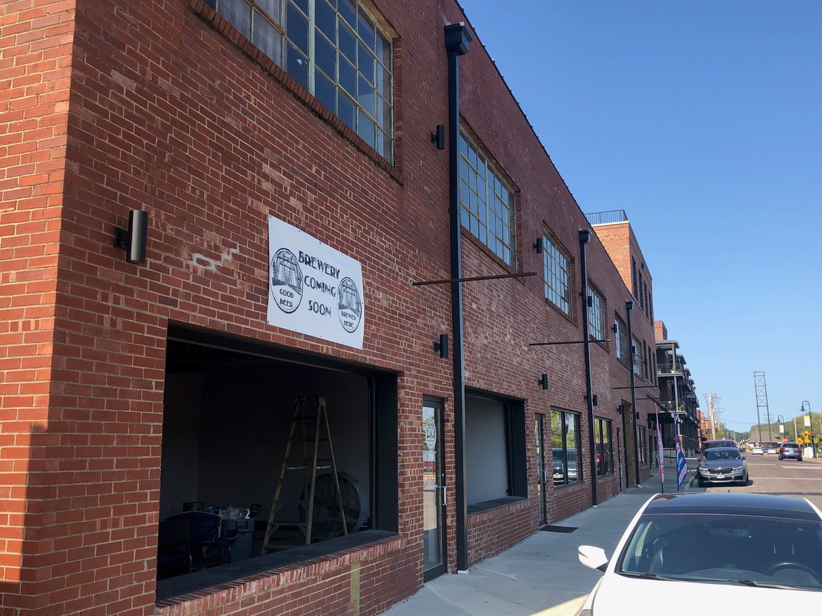 Old Bridgeview Brewing coming to Front Street @downtownwashmo