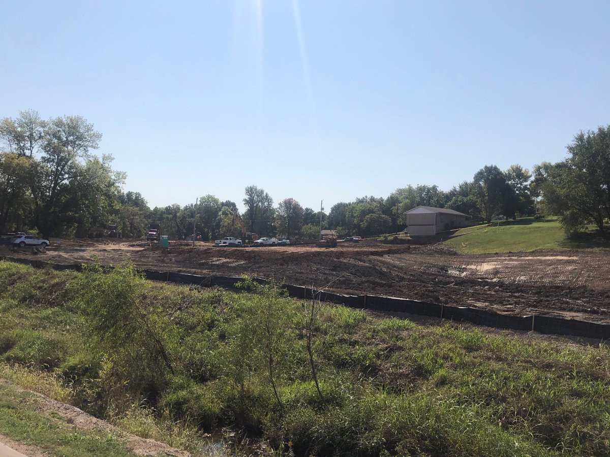 @mcbridehomes has broken ground on Locust Valley! This new subdivision repurposes vacant land at 8th and Locust Street just south of downtown and will bring 27 single family homes to the area. If you're looking for a new home you're going to want to get on this list early!