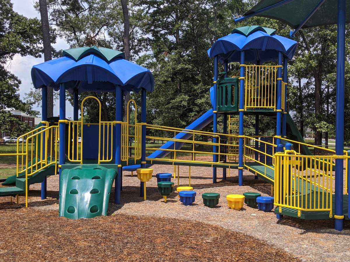 Henry County Parks & Rec and Dist. I Commissioner Johnny Wilson are pleased to announce the opening of the new accessible playground at the Locust Grove Recreation Center located at 10 Cleveland St. in Locust Grove. For more information please visit