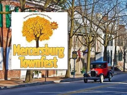 The 41st Annual Mercersburg Townfest is this weekend! Come and enjoy artisans, craftsman, entertainers, and FOOD. Townfest starts at 9am and ends at 3pm.  #FranklinCountyStrong   More at: