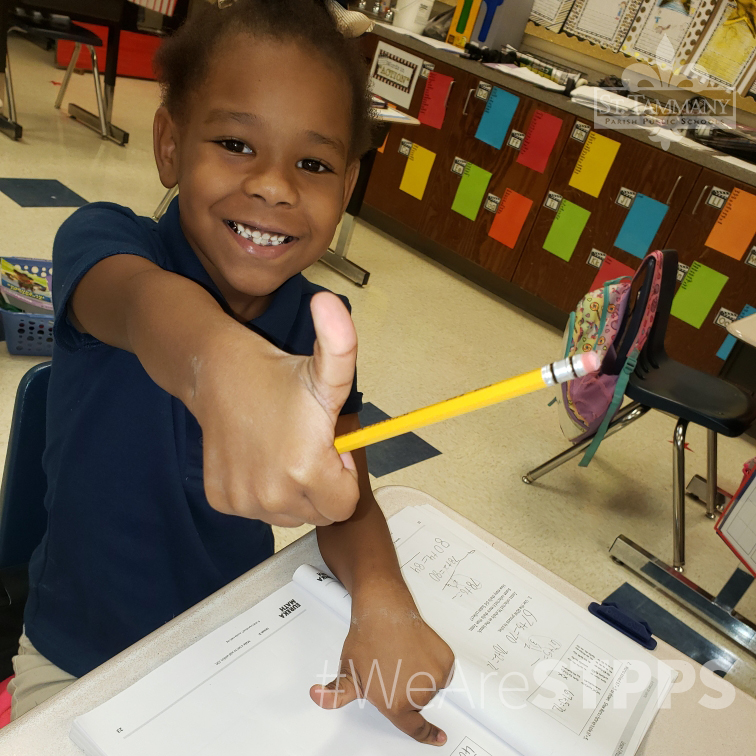 Here's a thumbs up to acing that math assignment and for it being FRIDAY!   #FridayFeeling