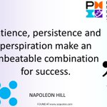 How is your journey towards success?   Our inspiring quote this week is from American author Napoleon Hill. https://t.co/dTayjmrg0E