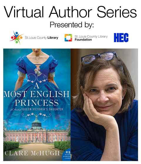 Watch our virtual author event with historical novelist @Claremch. She will discuss her new book