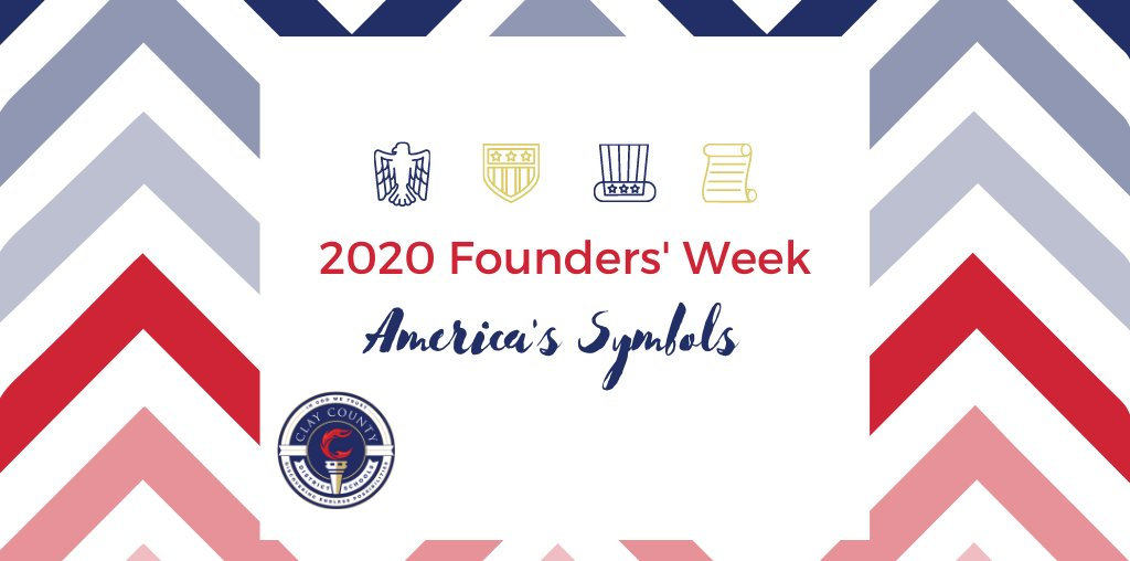This week, our schools celebrated our founding individuals, documents and virtues. Every year, @EducationFL designates September as American Founders' Month. Today, we wrap up the week with Freedom Friday in which everyone is encouraged to wear red, white and blue! #FoundersWeek