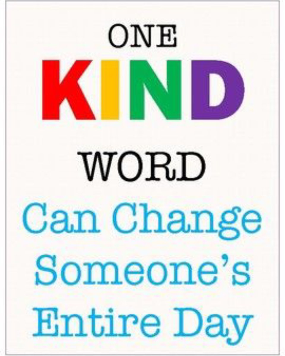 Kindness is sharing the best parts of our hearts with those around us. #RCSDg2b  #traditionofexcellence