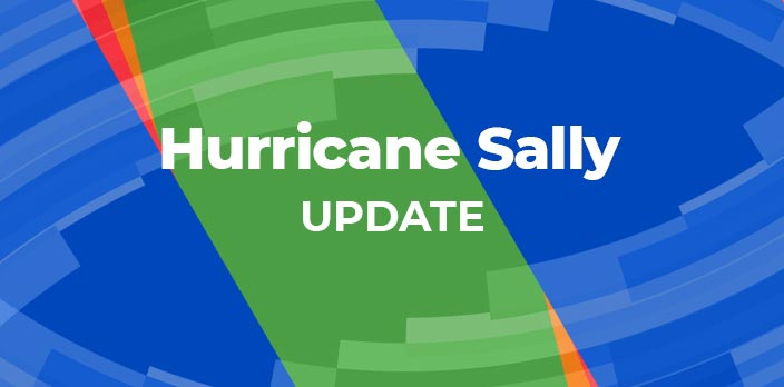 👀👉Please see the latest update about #HurricaneSally at